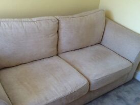 Next suite settee and snuggle chair great condition only 18 months old