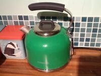 Green kettle GWO free to collector