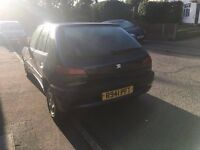 PEUGEOT 306 DIESEL DRIVES SUPERB 60MP LONG MOT