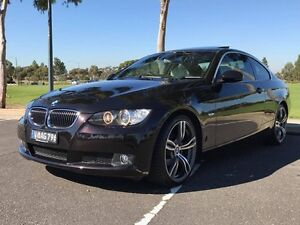 2007 BMW E92 325i Individual Coupe Auto Keilor East Moonee Valley Preview