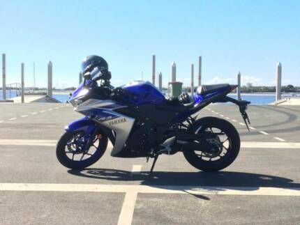 YZF-R3 2015 Jimboomba Logan Area Preview