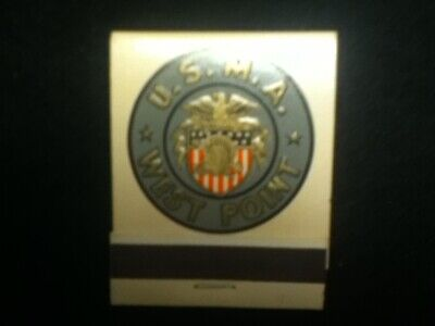 Hotel Thayer West Point NY Military Res USMA Vintage Matchbook