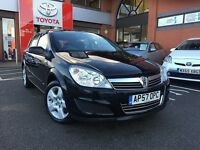 VAUXHALL ASTRA 2007(57) 1.7 CDTI CLUB 5 DOOR HATCHBACK MOT EXP ON 22.05.2017 HPI CLEAR