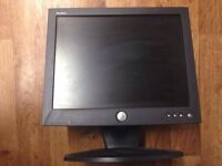Dell UltraSharp 1504FP - LCD monitor - 15 - Fully Working