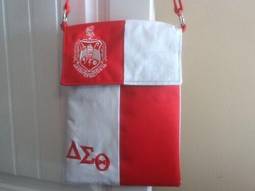 Delta  Sigma Theta Crossbody Bag