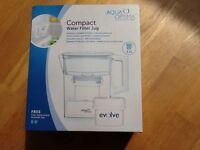 Water filter jug - compact