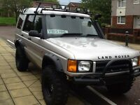 """MINT"" LAND ROVER TD5 DISCOVERY2 GS 2001"