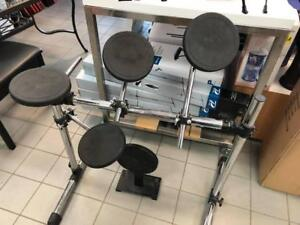 pad de pratique ou cage de drum