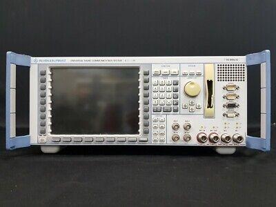 Rscmu200 Universal Radio Communications Testeras-is103595