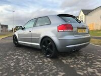 AUDI A3 S-line 2.0 tdi 140 DSG SPARES OR REPAIRS BEST OFFER TAKES IT