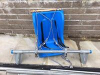 Large bucket swing for child/teenager disabled, disability