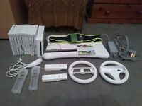 Nintendo Wii Console Package Deal