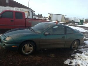 1998 Sunfire GT FOR PARTS