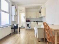 Two bedroom flat with garden in Seven Sisters N15 4AZ/only two weeks deposit