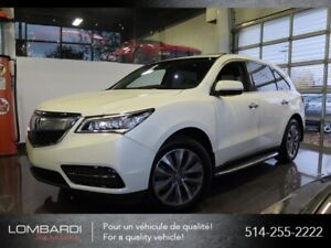 Acura MDX|TECH|SH-AWD|DVD|7PASSAGERS|NAVI|