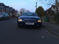 BMW 645ci Manual