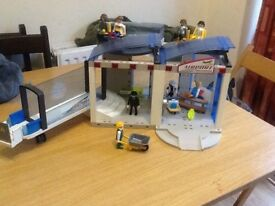 Playmobil airport