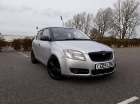 2009 SKODA FABIA VRS REPLICA 1.2 PETROL - LONG MOT - WARRANTY