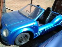 1990 BANHAM KITCAR/BEACHBUGGY 998CC £350 NO OFFERS