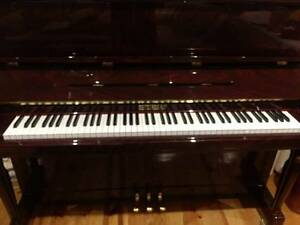 "Upright 16"" Nottinghill piano Keysborough Greater Dandenong Preview"