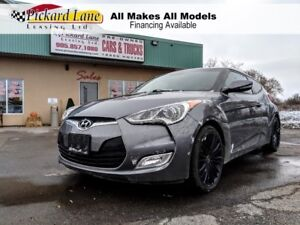 2014 Hyundai Veloster Tech SUNROOF!! BLUETOOTH!! CERTIFIED!!