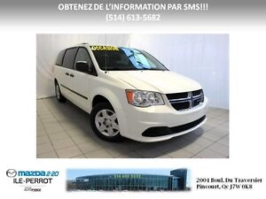 2013 Dodge Grand Caravan SE ONE OWNER