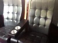 Man cave Cinema chairs