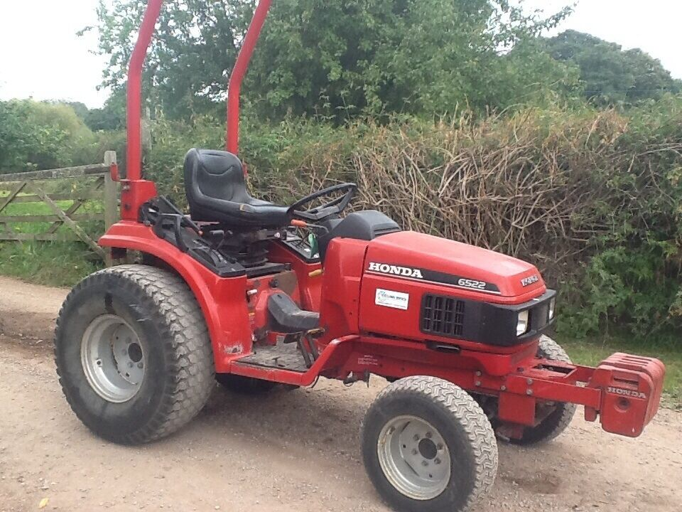 Honda 6522 tractor for sale