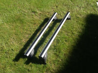 Renault Clio 3-door Altera roof bars