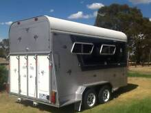 Horse Float Stallion Deluxe 3HAL Great Western Northern Grampians Preview