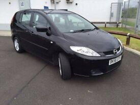MAZDA 5 DIESEL LOVELY 7 seats 56 PLATE EXAMPLE LONG MOT