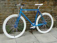 Brand new single speed fixed gear fixie bike/ road bike/ bicycles + 1year warranty & free service u3