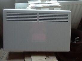 Nova Live Electric White Panel Convector Heater