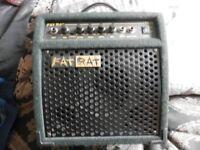 fat rat, great guitar amp