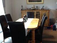 Dining room furniture set for sale