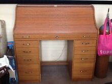 Roll top desk South Yunderup Mandurah Area Preview