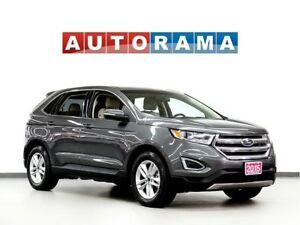 2015 Ford Edge SEL LEATHER 4WD BACKUP CAMERA ALLOY WHEELS