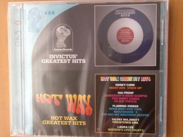 INVICTUS  greatest hits  cds