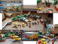 Lego City Cargo/Mail Sets