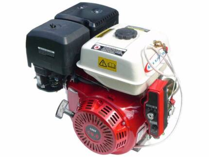 16HP ELECTRIC START STATIONARY ENGINE WITH 25.4MM SIDE SHAFT
