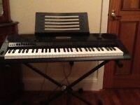 Casio CTK7000 61-Key Keyboard with X Stand Included