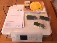 Epsom printer and cartridges