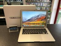 MacBook Air 2017 Intel Core i5 1.8Ghz 8GB RAM 128GB SSD Apple warranty