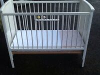 Childs traditional cot