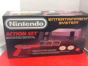 Console NES 8 Bit Action set À VENDRE