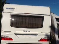 Fendt 700 Platin, twin axle