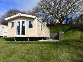 Willerby Peppy 2 - Large Master Bedroom - Patio Doors - Double Glazing - Central Heating