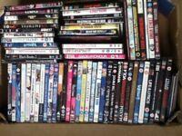 60 DVD'S