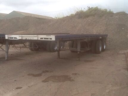 Trailer bogie 30' Naval Base Kwinana Area Preview