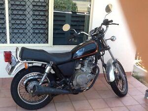 Suzuki GN250 motorbike Brinsmead Cairns City Preview